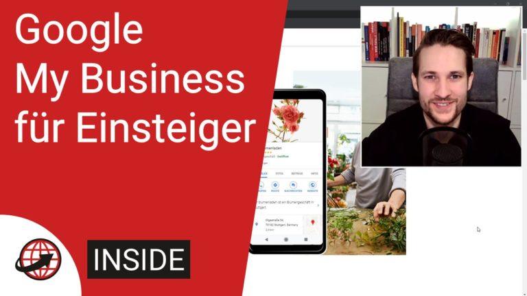 Google My Business für Einsteiger