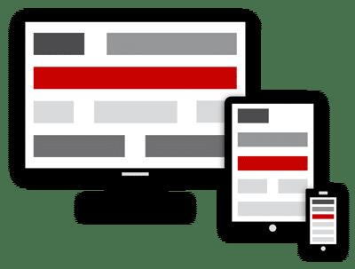 Homepage-Entwurf