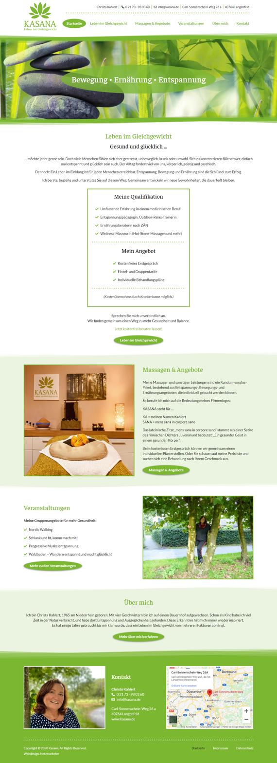 Kahlert - Website