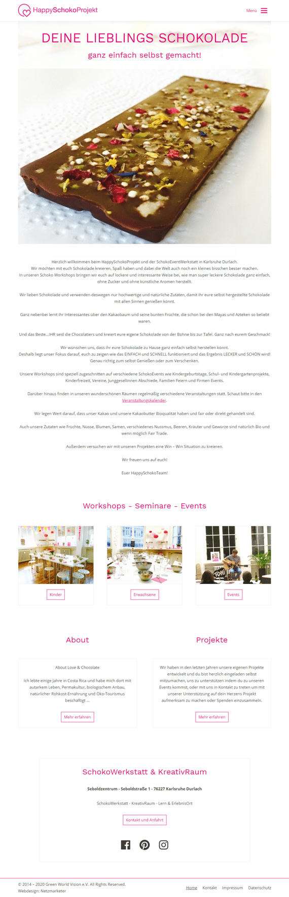 Lesniak - Website
