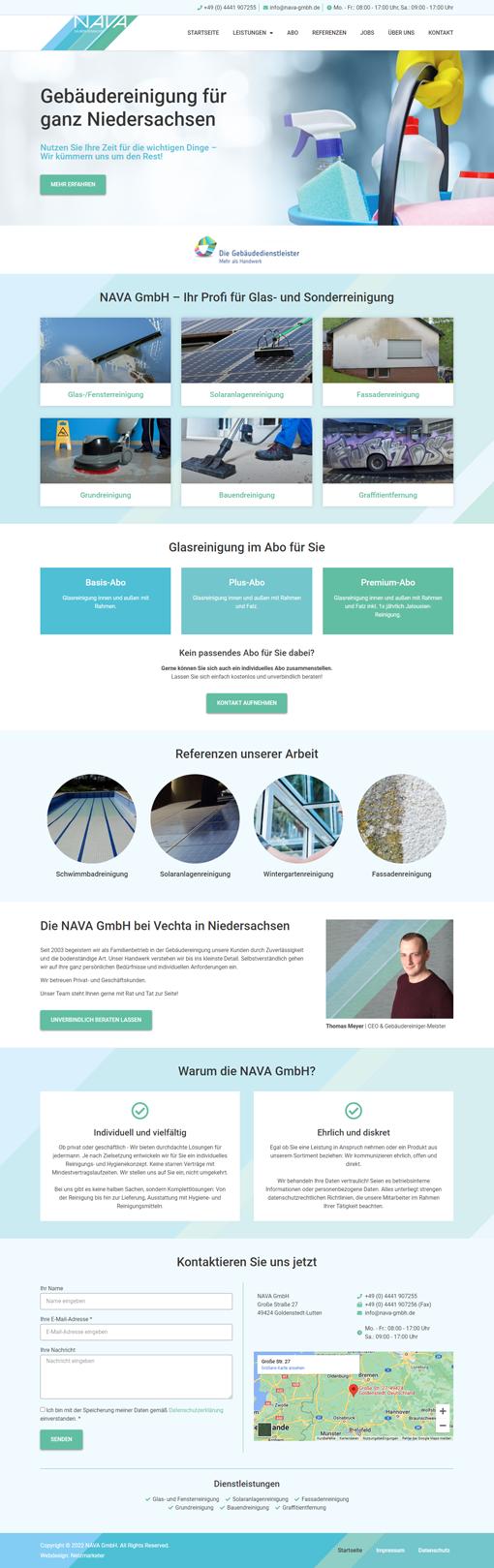 Meyer - Website