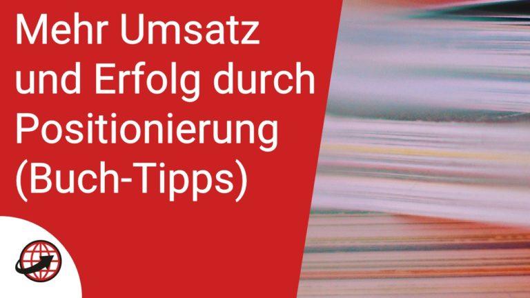 Positionierung Buch-Tipps