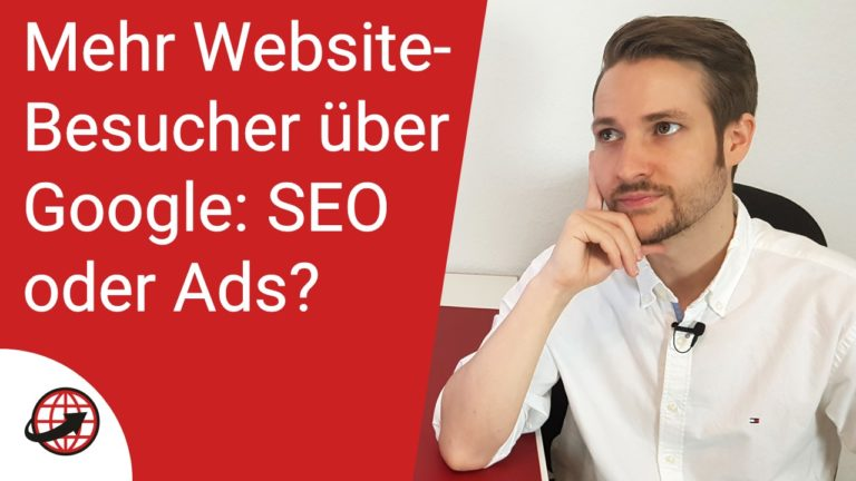 SEO oder Google Ads (AdWords)