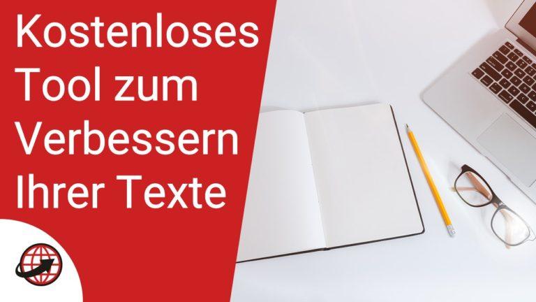 Tool - Text verbessern